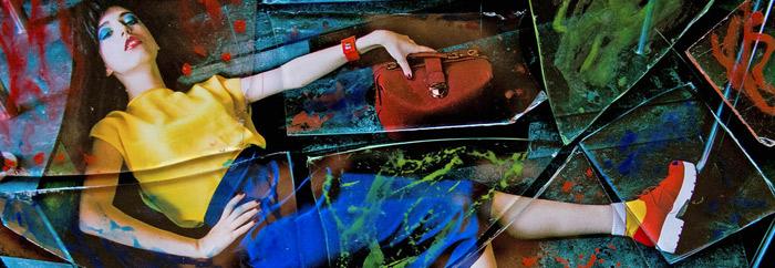Выстава Яўгена Ціхановіча «Фота-малюнкі»