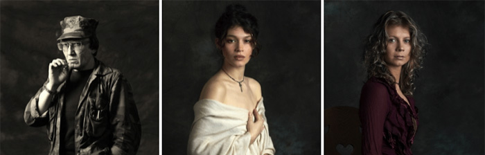 «Свет в портрете», мастер-класс Вадима Пискарева