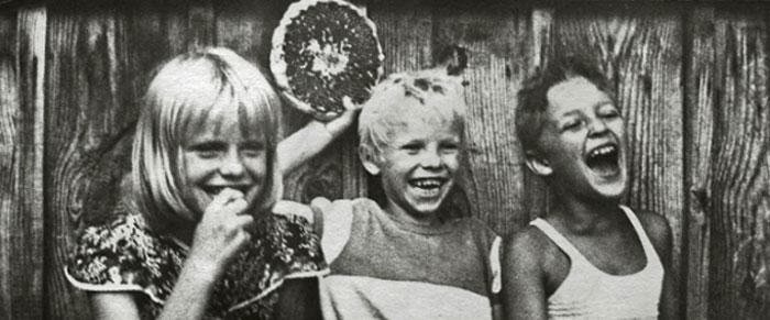 Выставка «Когда мы были детьми»