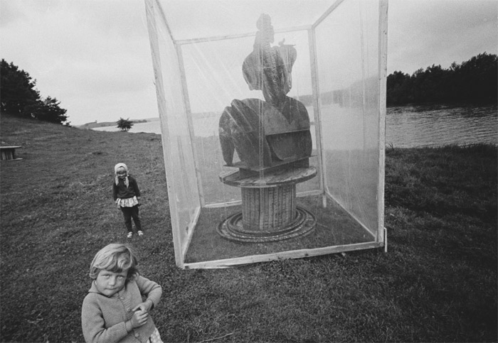 «Мое кино. 1970 - 1990-е» / фотовыставка Юозаса Будрайтиса