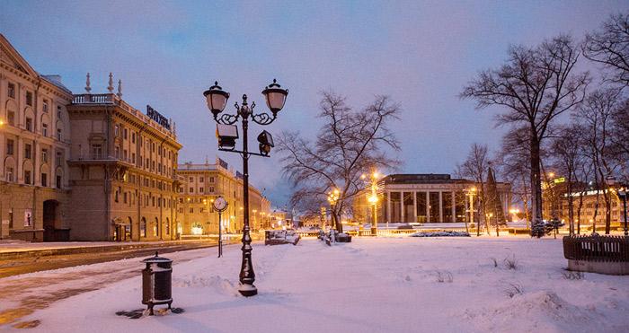 Открыта запись на зимние курсы цифровой фотографии