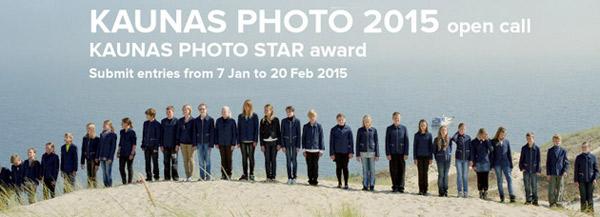 Kaunas Photo Festival 2015 - международный фотофестиваль и портфолио-ревю