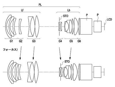 Компания Canon получила патент