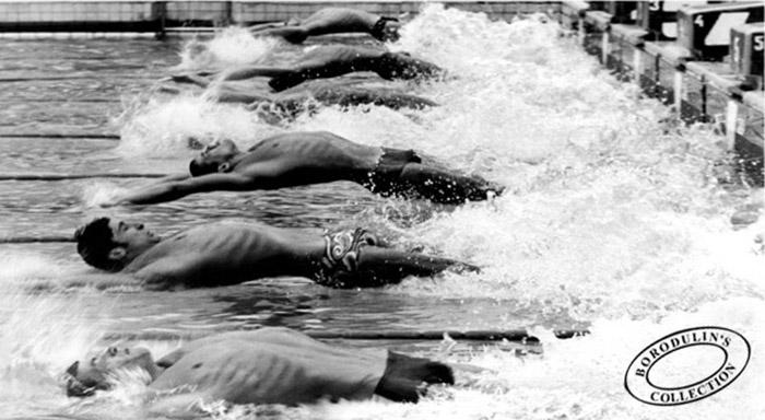 Выставка «Лев Бородулин. Легенда спортивной фотографии»