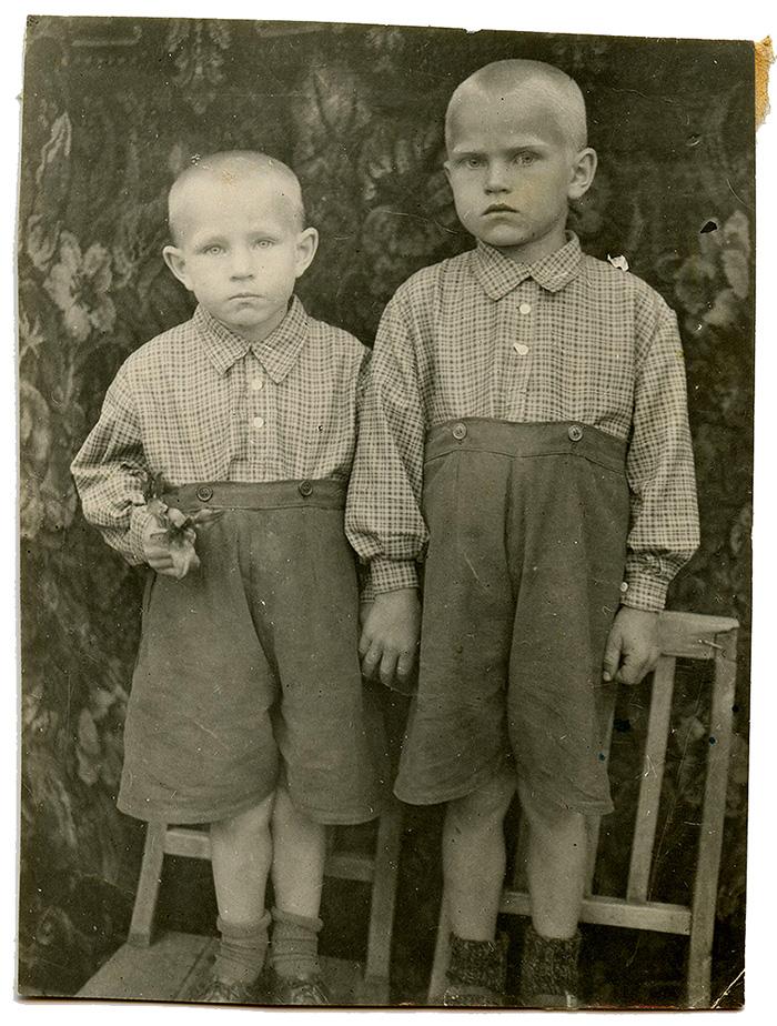 VEHA, коллекцией фотографий середины XX века