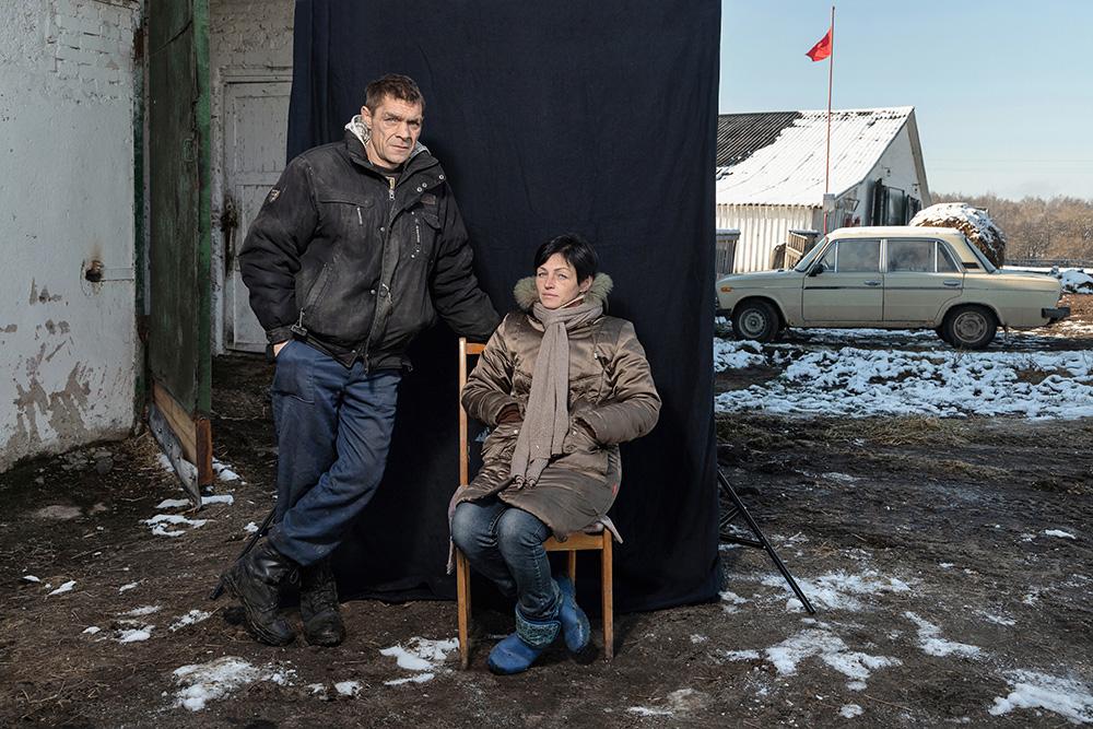Документальный проект Елены Ерошевич «Просто люди»